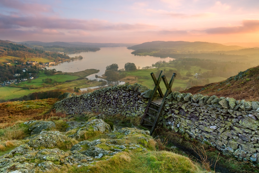 The UK's best staycation destinations: Lake District, UK