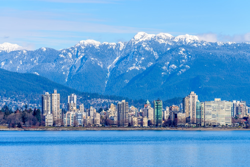 Holiday Ideas & Destinations For Older Couples: Vancouver, Canada