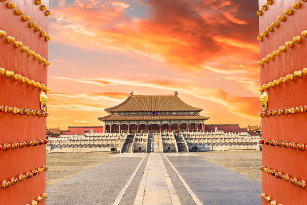 10 stunning walled cities to take your breath away: Forbidden city, Beijing