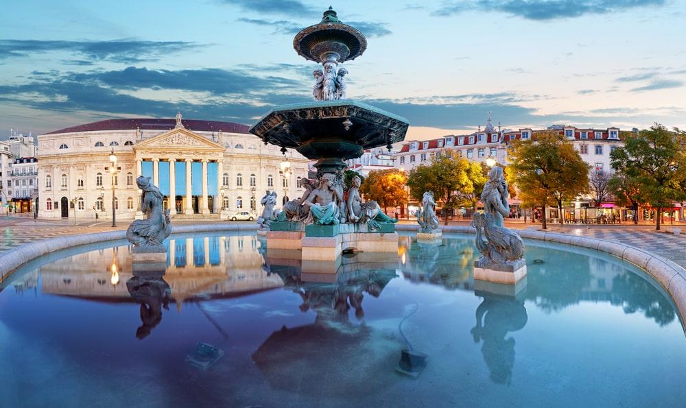 The top 5 city breaks in europe: Lisbon