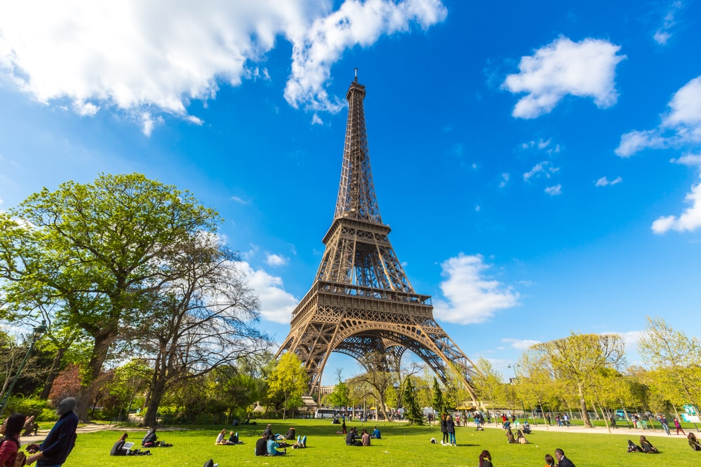 5 destinations for Valentine's Day: Paris