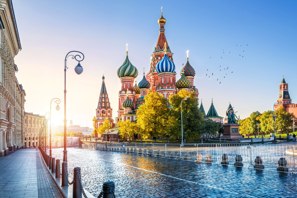 10 stunning places to visit in Russia during the World Cup: Moscow, Red Square