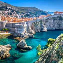 10 stunning walled cities to take your breath away: Dubrovnik, Old city, Croatia