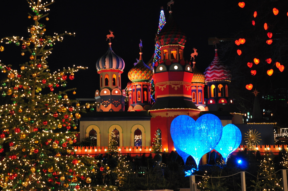 10 of the best Christmas markets in Europe: Copenhagen, Denmark