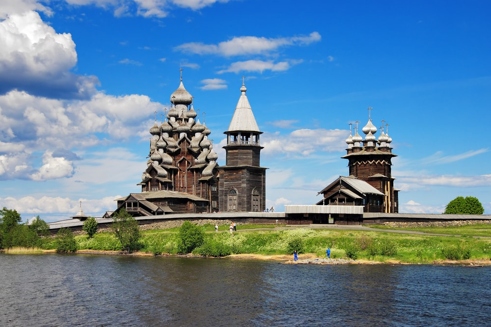 10 stunning places to visit in Russia during the World Cup: Kizhi Island