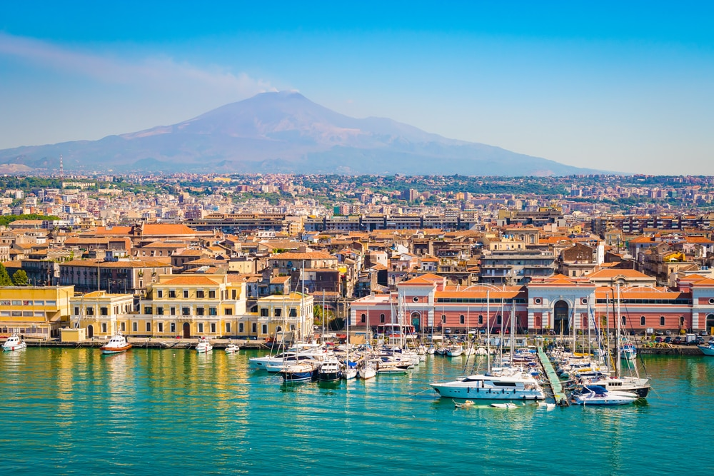 Top 10 up and coming city breaks in Europe: Catania, Italy