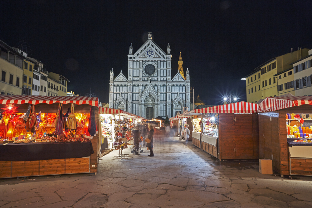 10 of the best Christmas markets in Europe: Florence, Italy