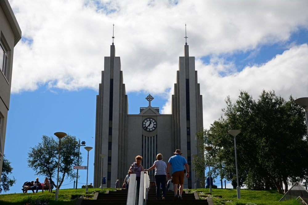 The top 5 city breaks in europe: Akureyri
