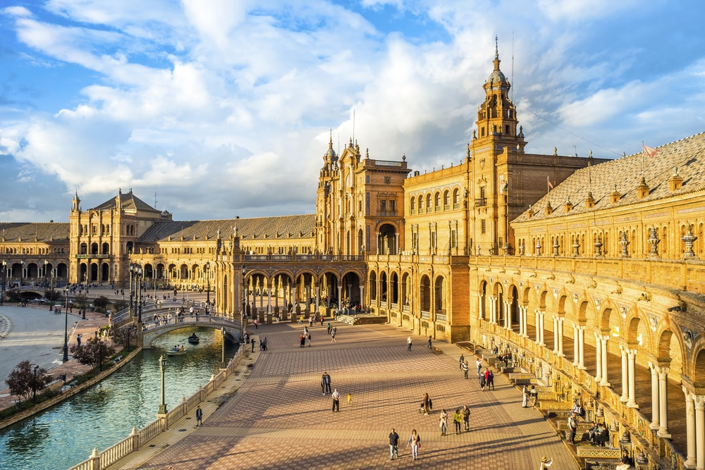 The top 5 city breaks in europe: Seville
