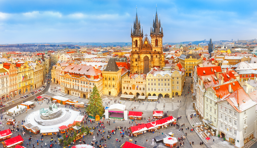 10 of the best Christmas markets in Europe: Prague, Cheque Republic christmas market