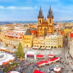 10 of the best Christmas markets in Europe: Prague, Czech Republic, Christmas market