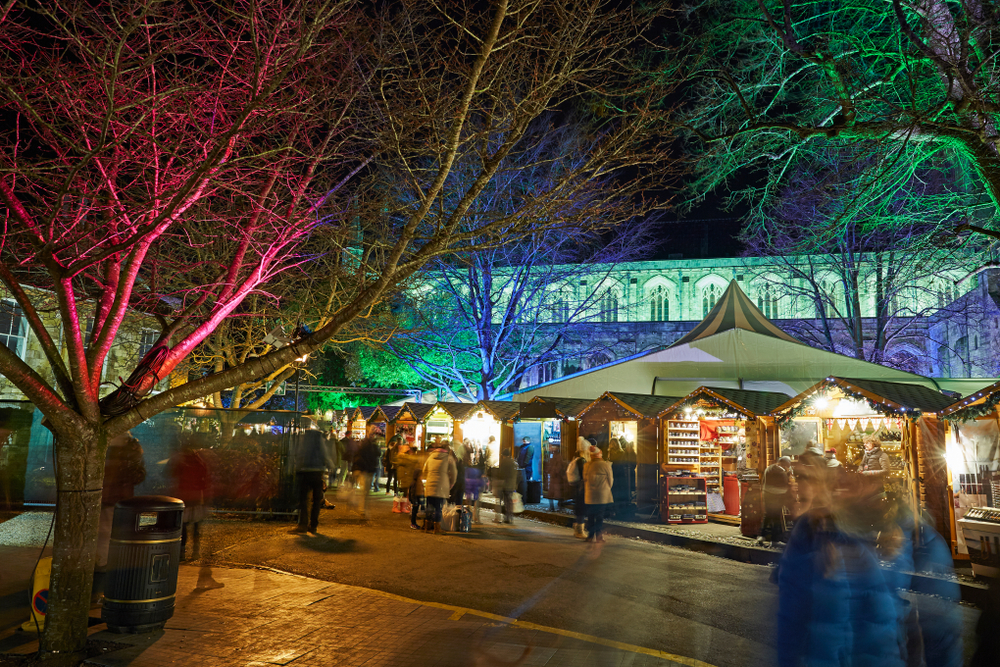 10 of the best Christmas markets in Europe: Winchester, England